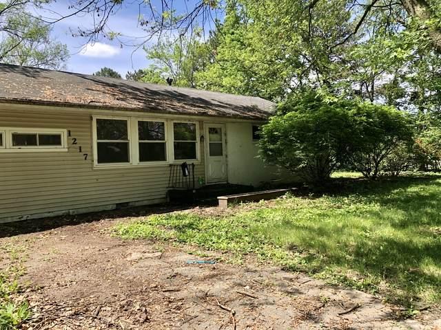 1217 W Eureka Street, Champaign, IL 61821 (MLS #10728814) :: Helen Oliveri Real Estate