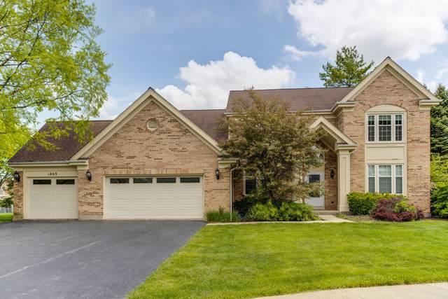 1803 Brandywyn Lane, Buffalo Grove, IL 60089 (MLS #10728816) :: The Wexler Group at Keller Williams Preferred Realty