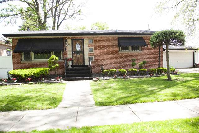 1059 W 107th Street, Chicago, IL 60643 (MLS #10728866) :: Property Consultants Realty