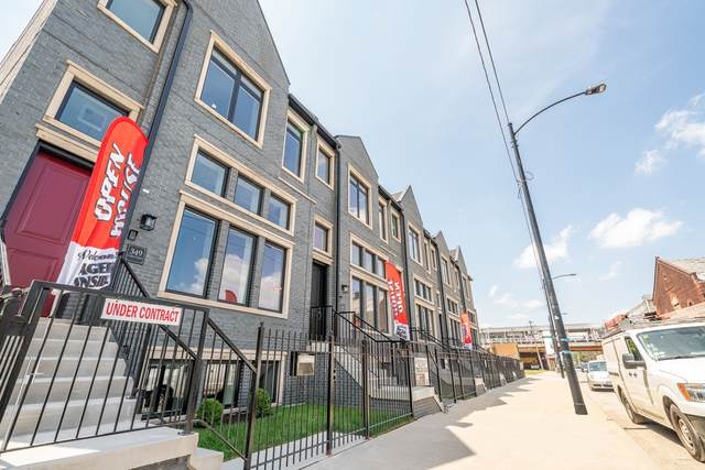 4309 S Calumet Avenue, Chicago, IL 60653 (MLS #10728896) :: Property Consultants Realty