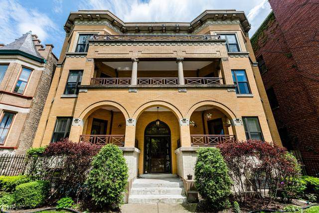 4109 N Kenmore Avenue 2A, Chicago, IL 60613 (MLS #10728922) :: John Lyons Real Estate