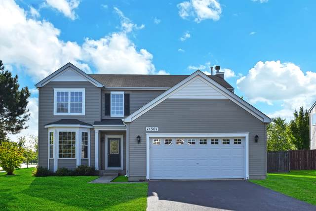 11301 Glenbrook Circle, Plainfield, IL 60585 (MLS #10728930) :: Property Consultants Realty