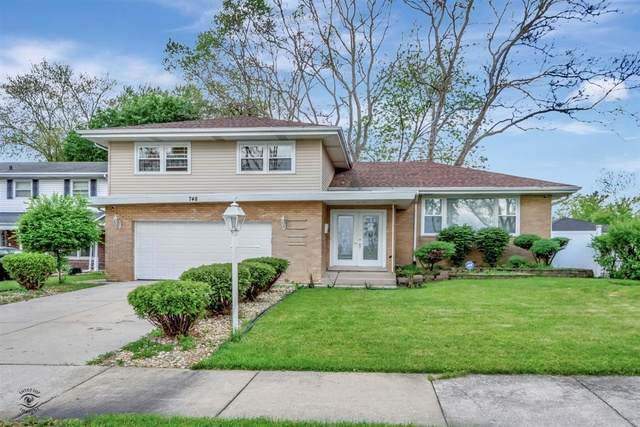 748 Central Park Avenue, Flossmoor, IL 60422 (MLS #10728938) :: The Wexler Group at Keller Williams Preferred Realty