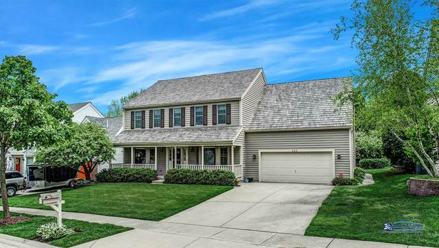 525 Long Hill Road, Gurnee, IL 60031 (MLS #10728943) :: John Lyons Real Estate