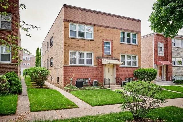 2727 W Balmoral Avenue 1E, Chicago, IL 60625 (MLS #10728947) :: Property Consultants Realty
