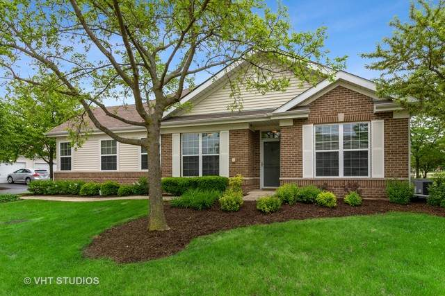 16211 Powderhorn Lake Way, Crest Hill, IL 60403 (MLS #10728949) :: Touchstone Group