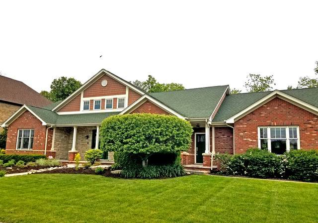 12246 Wedgwood Drive, Homer Glen, IL 60491 (MLS #10728965) :: Angela Walker Homes Real Estate Group
