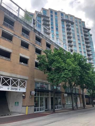 1640 Maple Avenue #1305, Evanston, IL 60201 (MLS #10728967) :: Helen Oliveri Real Estate