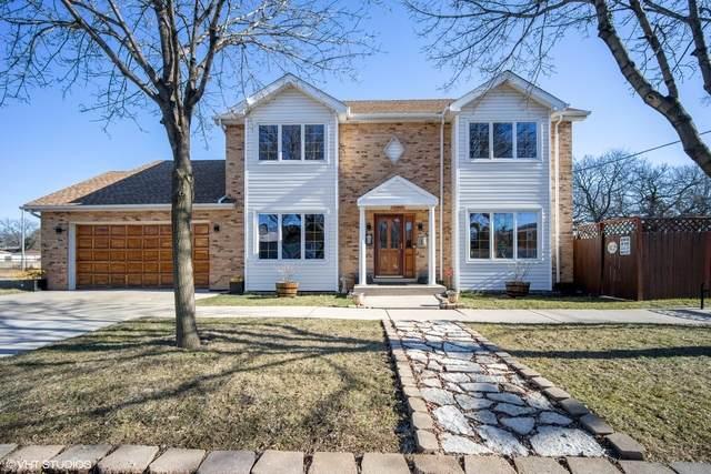 6810 W Talcott Avenue, Chicago, IL 60656 (MLS #10728986) :: Littlefield Group