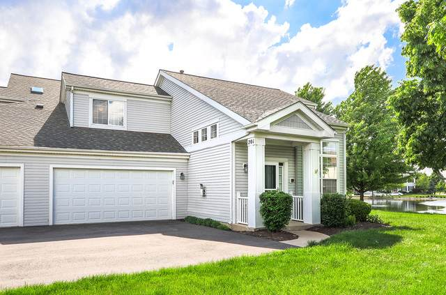 201 Grays Drive #201, Oswego, IL 60543 (MLS #10728990) :: BN Homes Group