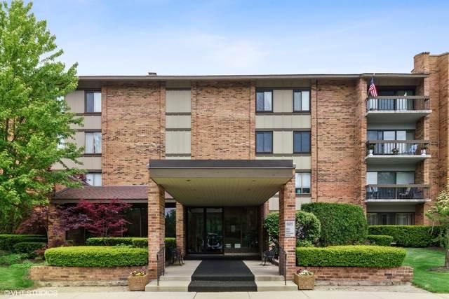 201 Lake Hinsdale Drive #104, Willowbrook, IL 60527 (MLS #10729006) :: Helen Oliveri Real Estate