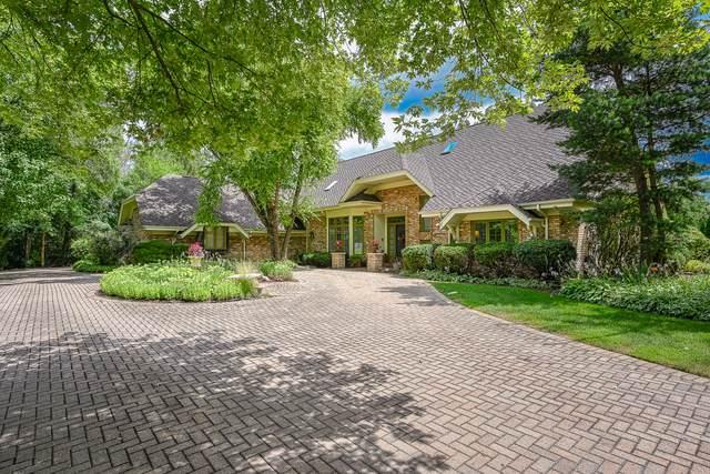 6450 Manor Drive, Burr Ridge, IL 60527 (MLS #10729019) :: The Wexler Group at Keller Williams Preferred Realty