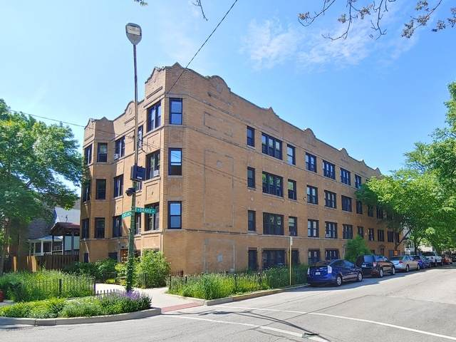 1906 N Drake Avenue 2B, Chicago, IL 60647 (MLS #10729025) :: Property Consultants Realty