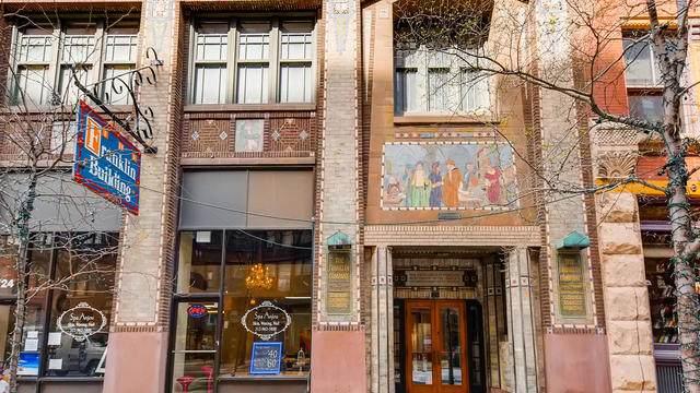 720 S Dearborn Street #301, Chicago, IL 60605 (MLS #10729044) :: Ryan Dallas Real Estate