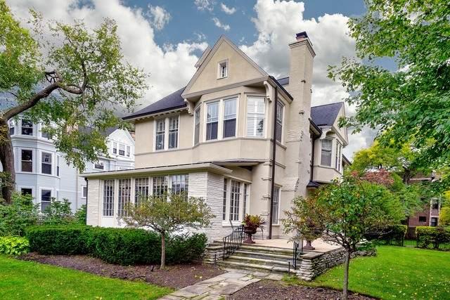 1028 Greenwood Street, Evanston, IL 60201 (MLS #10729062) :: Helen Oliveri Real Estate