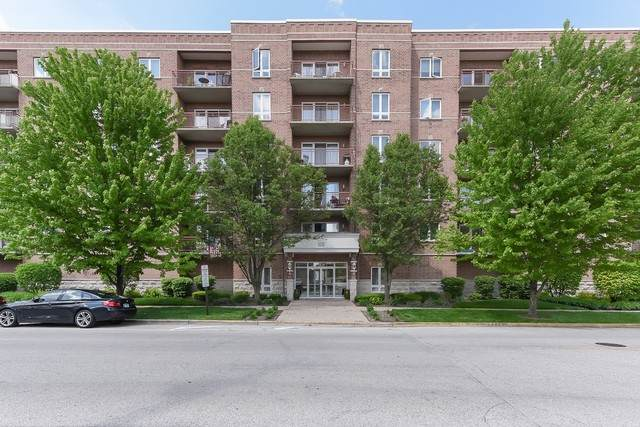 1476 Perry Street #608, Des Plaines, IL 60016 (MLS #10729071) :: Property Consultants Realty