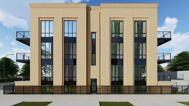 1204 N Spaulding Avenue 1N, Chicago, IL 60651 (MLS #10729083) :: Property Consultants Realty