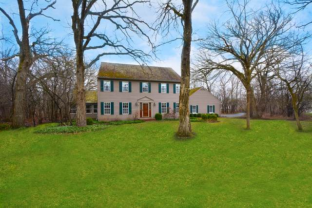 5 Bridle Path Lane, Hawthorn Woods, IL 60047 (MLS #10729084) :: Helen Oliveri Real Estate
