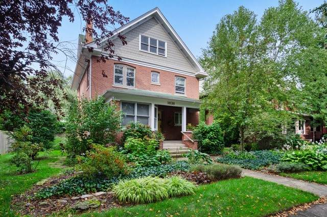 1838 Wesley Avenue, Evanston, IL 60201 (MLS #10729088) :: Helen Oliveri Real Estate