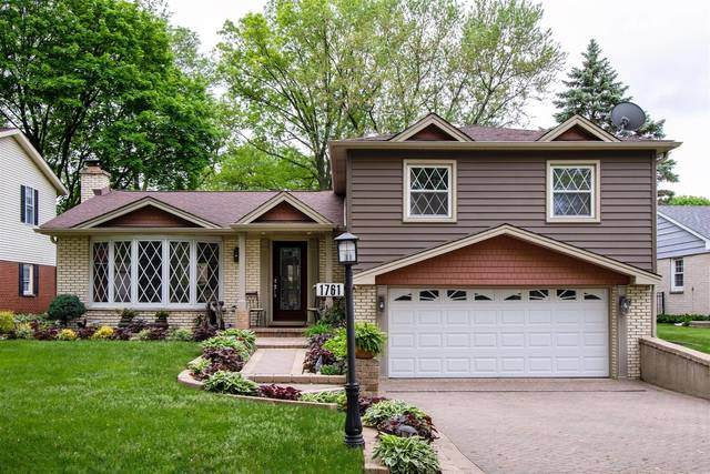 1761 E Carib Lane, Mount Prospect, IL 60056 (MLS #10729095) :: Helen Oliveri Real Estate