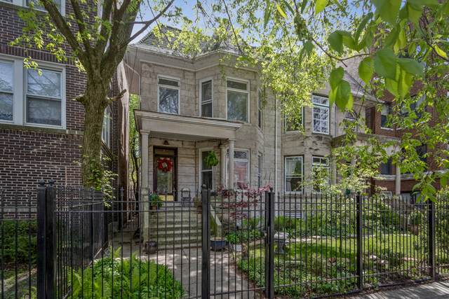 1307 W Pratt Boulevard, Chicago, IL 60626 (MLS #10729123) :: BN Homes Group
