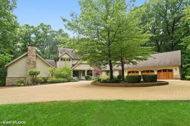 3854 N Ridgewood Lane, Long Grove, IL 60047 (MLS #10729136) :: Helen Oliveri Real Estate