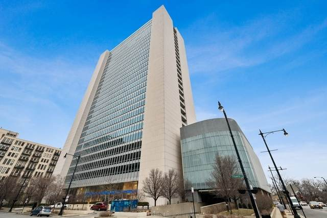 500 W Superior Street #2206, Chicago, IL 60654 (MLS #10729150) :: BN Homes Group