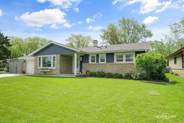 551 Magnolia Lane, Elk Grove Village, IL 60007 (MLS #10729178) :: Suburban Life Realty