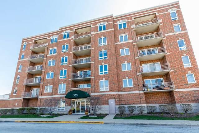 365 Graceland Avenue 505A, Des Plaines, IL 60016 (MLS #10729182) :: Helen Oliveri Real Estate