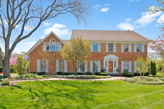 622 Ridgewood Court, Oak Brook, IL 60523 (MLS #10729205) :: Angela Walker Homes Real Estate Group