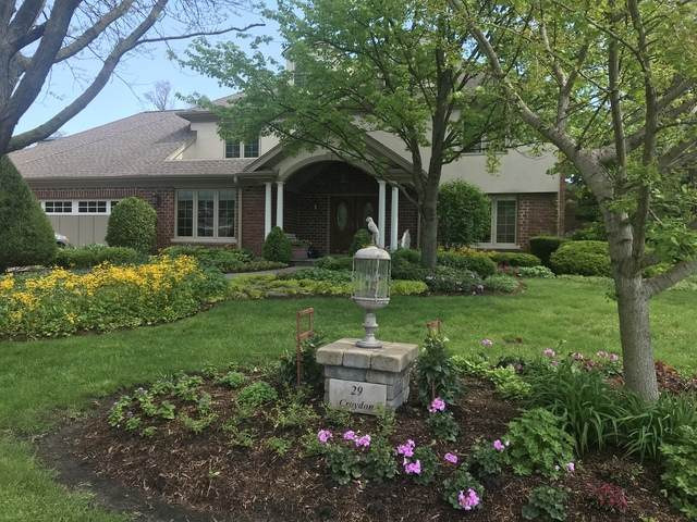 29 Croydon Lane, Oak Brook, IL 60523 (MLS #10729212) :: Angela Walker Homes Real Estate Group
