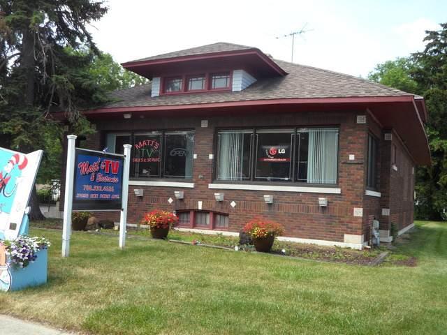 17236 Oak Park Avenue, Tinley Park, IL 60477 (MLS #10729221) :: The Wexler Group at Keller Williams Preferred Realty