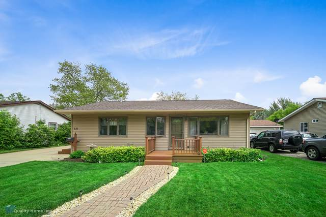 131 S Maxon Lane, Streamwood, IL 60107 (MLS #10729225) :: Property Consultants Realty