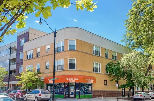 3031 W Armitage Avenue #3, Chicago, IL 60647 (MLS #10729228) :: Property Consultants Realty