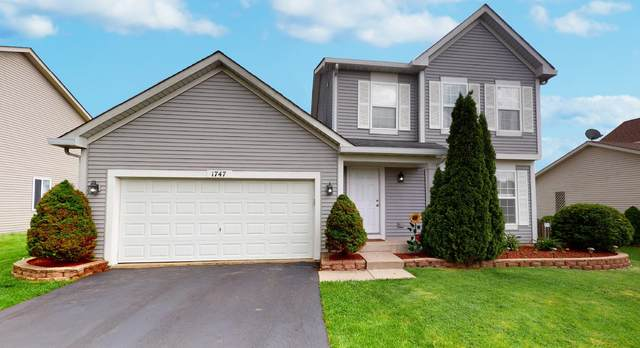 1747 Fiddyment Drive, Romeoville, IL 60446 (MLS #10729281) :: Angela Walker Homes Real Estate Group