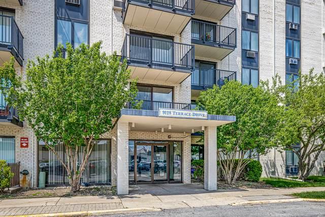 9128 W Terrace Drive 5K, Niles, IL 60714 (MLS #10729291) :: Helen Oliveri Real Estate