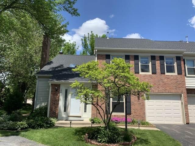 104 Bright Ridge Drive, Schaumburg, IL 60194 (MLS #10729297) :: BN Homes Group