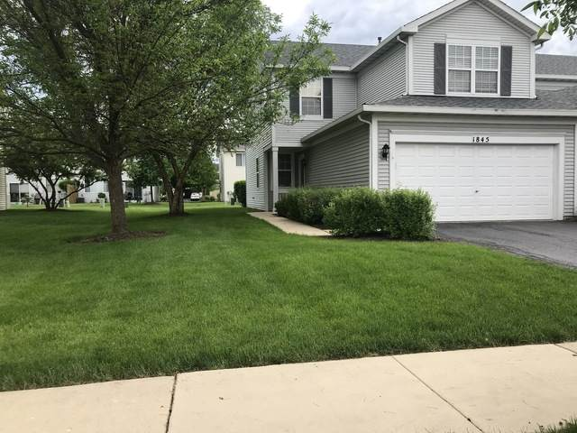 1845 N Wentworth Circle, Romeoville, IL 60446 (MLS #10729324) :: BN Homes Group