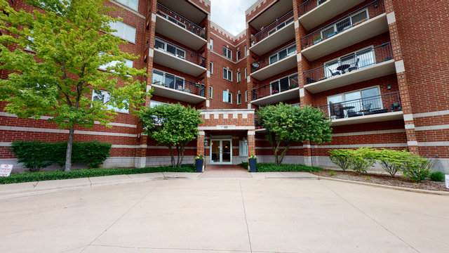 405 W Front Street #408, Wheaton, IL 60187 (MLS #10729327) :: The Wexler Group at Keller Williams Preferred Realty