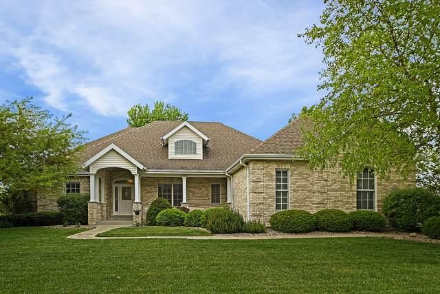 25800 S Kensington Lane, Monee, IL 60449 (MLS #10729338) :: Property Consultants Realty
