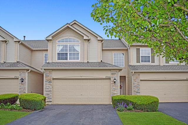 2309 Summerlin Drive, Aurora, IL 60503 (MLS #10729352) :: Property Consultants Realty