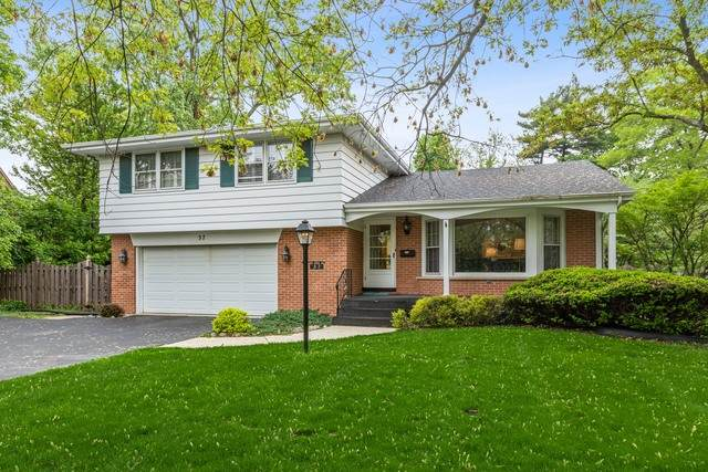 37 Camberley Court, Hinsdale, IL 60521 (MLS #10729395) :: The Wexler Group at Keller Williams Preferred Realty