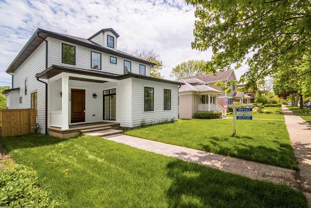120 16th Street, Wilmette, IL 60091 (MLS #10729423) :: Helen Oliveri Real Estate