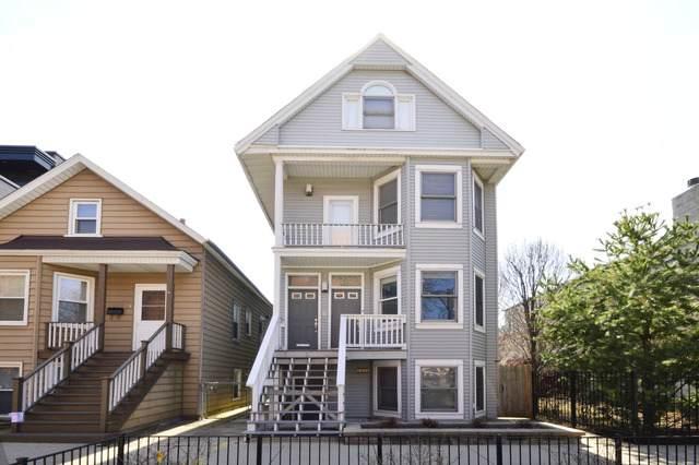 1423 W Oakdale Avenue #1, Chicago, IL 60657 (MLS #10729428) :: Helen Oliveri Real Estate