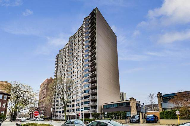 555 W Cornelia Avenue #1001, Chicago, IL 60657 (MLS #10729455) :: Property Consultants Realty