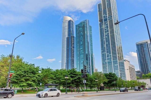 1211 S Prairie Avenue #4201, Chicago, IL 60605 (MLS #10729463) :: Littlefield Group