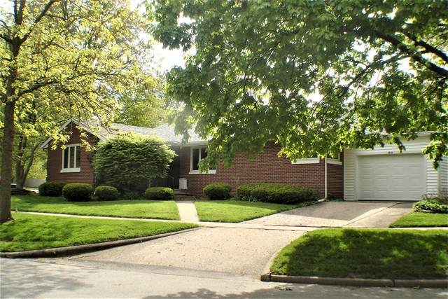 1013 S Elm Boulevard, Champaign, IL 61820 (MLS #10729476) :: The Dena Furlow Team - Keller Williams Realty