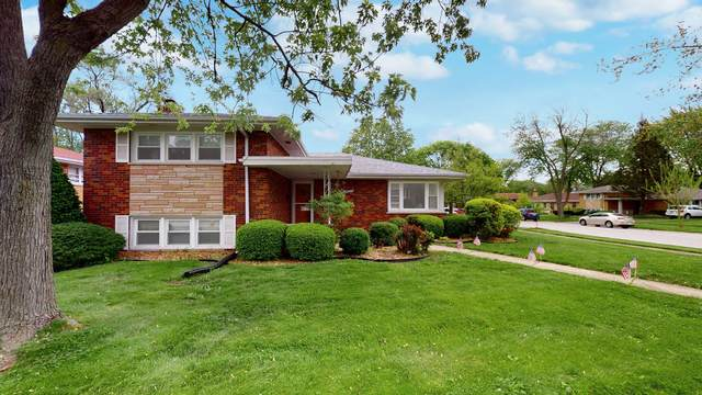 18457 Poplar Avenue, Homewood, IL 60430 (MLS #10729502) :: The Wexler Group at Keller Williams Preferred Realty