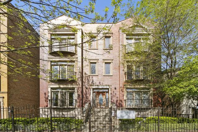 1008 N Francisco Avenue 2S, Chicago, IL 60622 (MLS #10729506) :: Property Consultants Realty