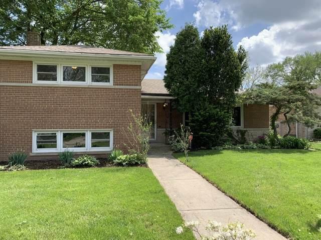3541 Church Street, Evanston, IL 60203 (MLS #10729523) :: Helen Oliveri Real Estate